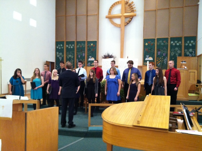 Whitworth Choir